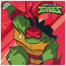 Rise of the TMNT Luncheon Napkins (16)