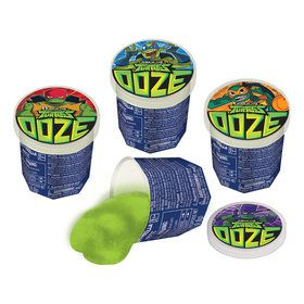 Rise of the TMNT Ooze Putty Favors (4)