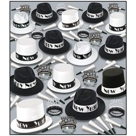 Roaring 20's New Year's Eve Kit (For 100 Guests)