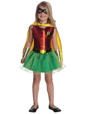 Robin Tutu Child Costume