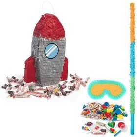 Rocket Pinata Kit