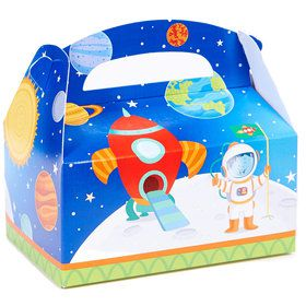 Rocket to Space Favor Boxes (4)