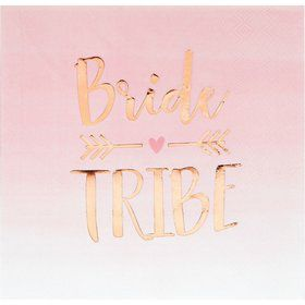 Rose All Day Bride Tribe Lunch Napkin (16)