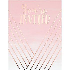 Rose All Day Invitations (8)