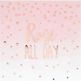 Rose All Day Lunch Napkin (16)