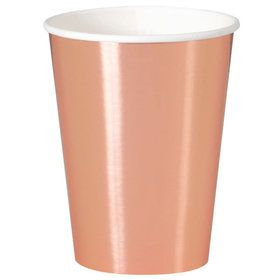 Rose Gold 12oz. Cup (8)