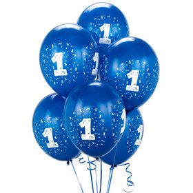 Royal Blue 1 Balloons