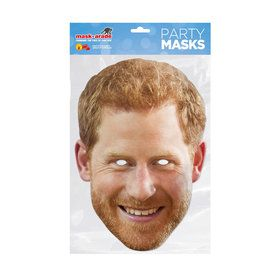 Royal Facemasks-Prince Harry