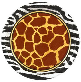 Wild Safari Party Supplies- Kids Party Supplies u0026 Party Ideas ... Wild Safari Party Supplies Kids Party Supplies Party Ideas · Stunning Tiger Print Paper ...  sc 1 st  Best Image Engine & Stunning Tiger Print Paper Plates Gallery - Best Image Engine ...
