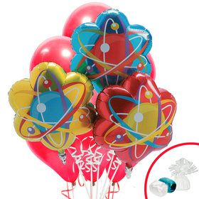 Science Party Balloon Bouquet