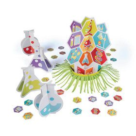 Science Party Table Decoration Kit (1)