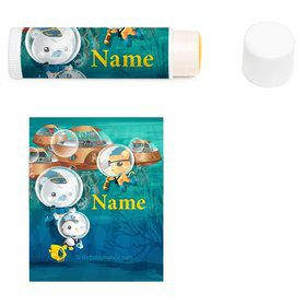 Sea Explorer Personalized Lip Balm (12 Pack)
