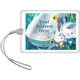 Sea Explorer Personalized Luggage Tag (Each)