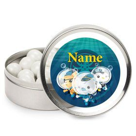 Sea Explorer Personalized Mint Tins (12 Pack)