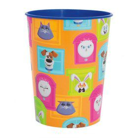 Secret Life of Pets 2 16oz. Plastic Favor Cup (1)
