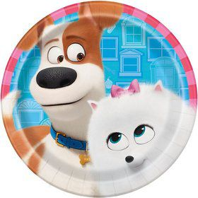 "Secret Life of Pets 2 9"" Lunch Plate (8)"