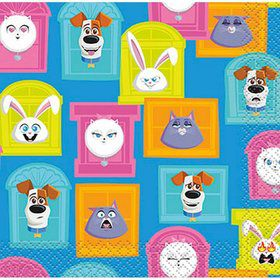 Secret Life of Pets 2 Beverage Napkin (16)