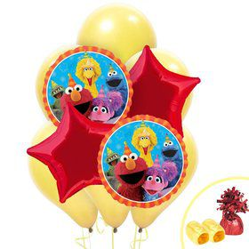 Sesame Street Balloon Bouquet