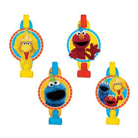 Sesame Street Blowouts (8 Count)