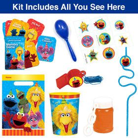 Sesame Street Deluxe Favor Goodie Bag (1)