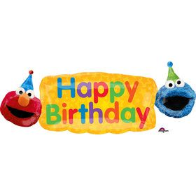 "Sesame Street Elmo 42"" Balloon (Each)"
