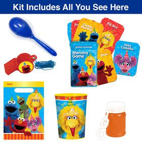 Sesame Street Favor Goodie Bag (1)