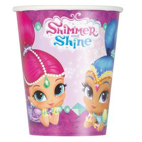 Shimmer and Shine 9oz Cups (8 Count)