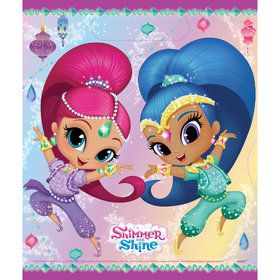 Shimmer and Shine Loot Bags (8 Count)