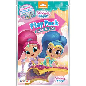 Shimmer and Shine Play Pack (Each)