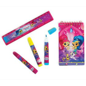 Shimmer and Shine Stationery Set (5 Pieces)