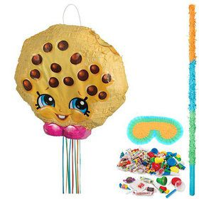 Shopkins 3D Pull Pinata Kit