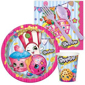 Shopkins Standard Kit (Serves 8)