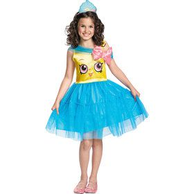 Shopkins Cupcake Queen Classic Costume