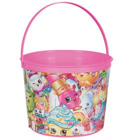 Shopkins Favor Container (Each)