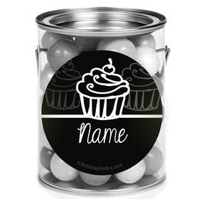 Signature Birthday Personalized Mini Paint Cans (12 Count)