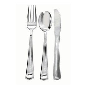 Silver Cutlery Multipack (4 Each)