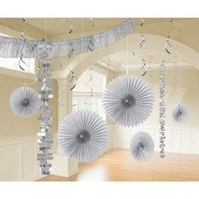 Silver Decoration Kit