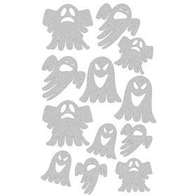 Silver Ghost Sticker Sheet