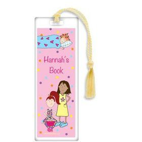 Sleepover Personalized Bookmark (each)