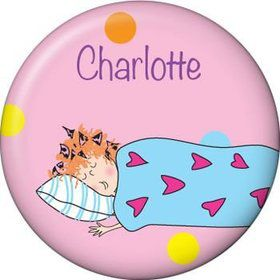 Sleepover Personalized Mini Magnet (each)