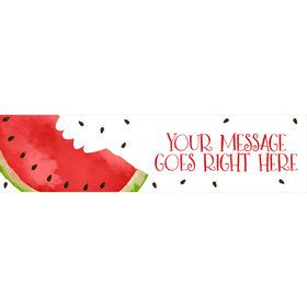 Slice of Summer Personalized Banner (Each)
