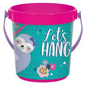 Sloth Celebration Favor Container