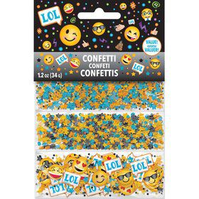 Smiley Face Confetti (2oz)