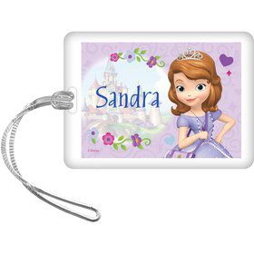 Sofia Personalized Bag Tag (Each)