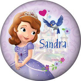 Sofia Personalized Button (Each)
