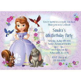 Sofia Personalized Invitation (Each)