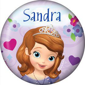 Sofia Personalized Mini Button (Each)