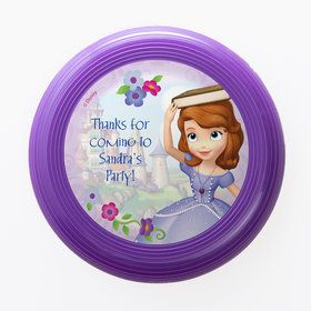 Sofia Personalized Mini Discs (Set of 12)