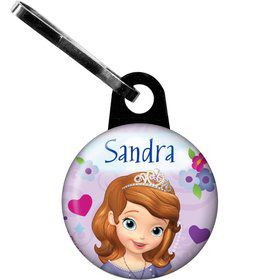 Sofia Personalized Zipper Pull (Each)
