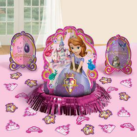 Sofia the First Table Decorating Kit (Each)